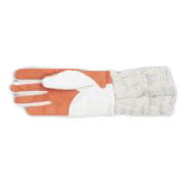 Allstar 800N Electric Sabre Glove with Lame Cuff